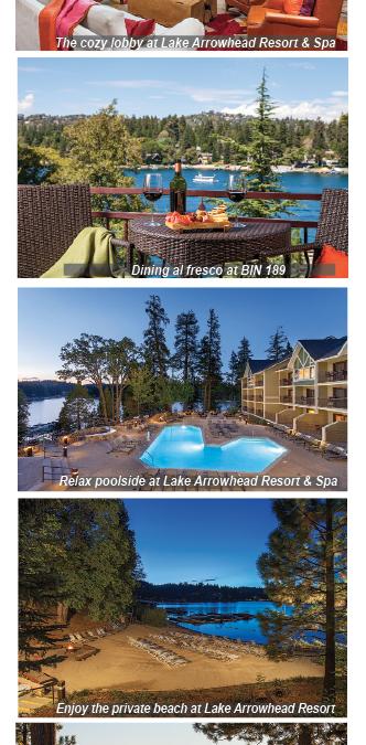 Lake Arrowhead – A Mountain Resort Paradise