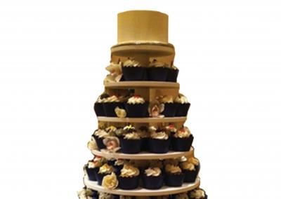 cupcake-tower