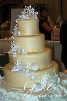 BridalCollage-Jills-Cake-Creations-Cascade-Shells