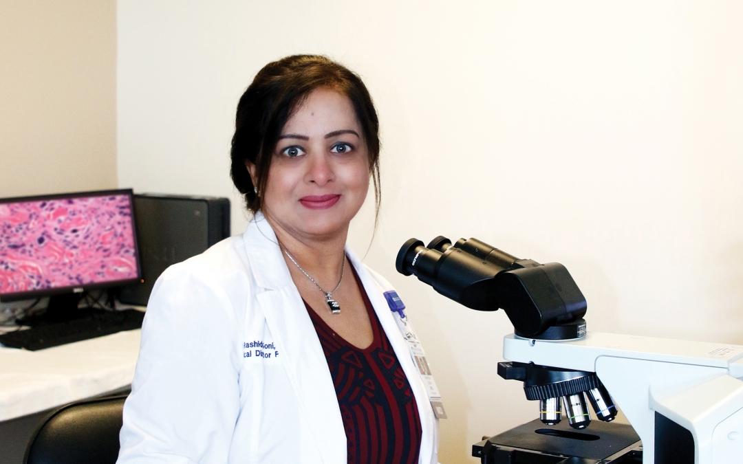 Physicians focus on YOU at Henry Mayo Dr. Rashida Soni