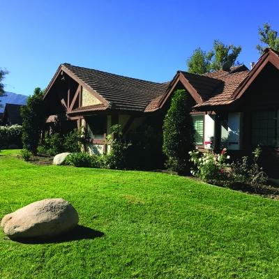 Sand Canyon Lake House