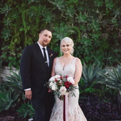 Follow the Wedding for Jennifer & John Kvammen