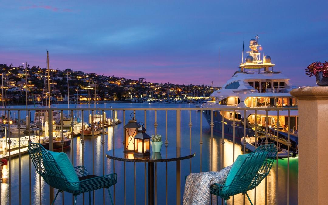 An Evening on the Harbor Kona Kai Resort