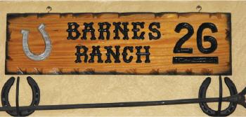 Lynn Barnes- Barnes Ranch 26- Looking Back
