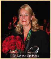 Honoring Excellence –  Dr. Dianne Van Hook