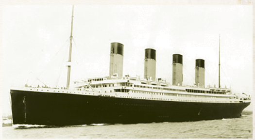 THE TITANIC Lives On 100 Years Later