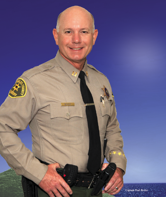 The SCV Sheriffs  … Keeping Our Valley Safe