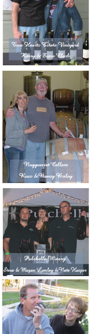 SCV Winemakers Give Back To The Community