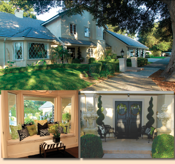 A Charming Chateau in the Heart of Newhall
