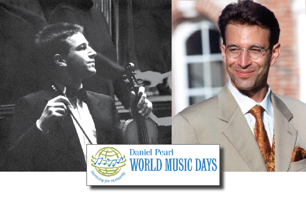 The Universal Power of Music A Look Back at Daniel Pearl's Legacy