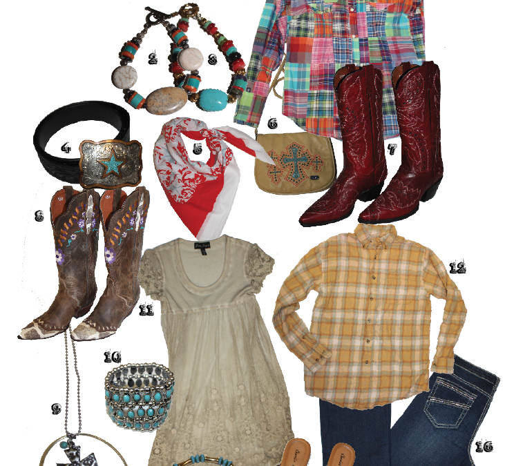 Gals/Guys Western Apparel