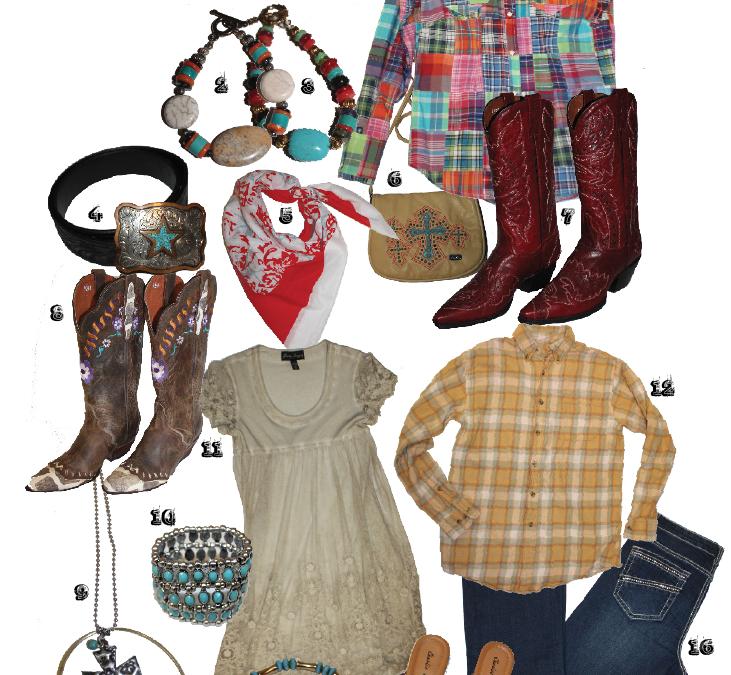 Western Fashion 1