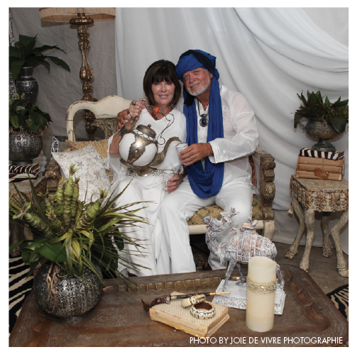 Celebrating 50 Years … Moroccan Style – Gail and Marvin Smith