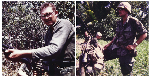 Life in the MeKong Delta Vietnam Veteran Bill Reynolds
