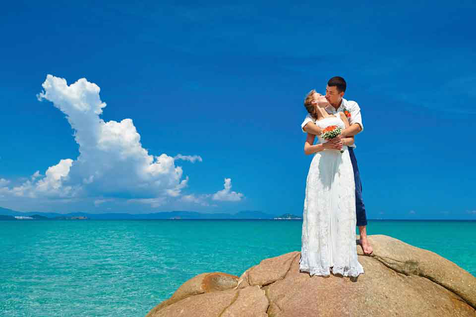 How to Plan a Destination Wedding It's all within reach – here's what you need to know