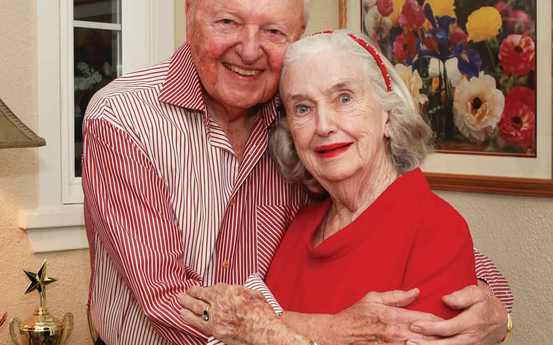 EVER AFTER Harold and Jacquie Petersen 67 years of love