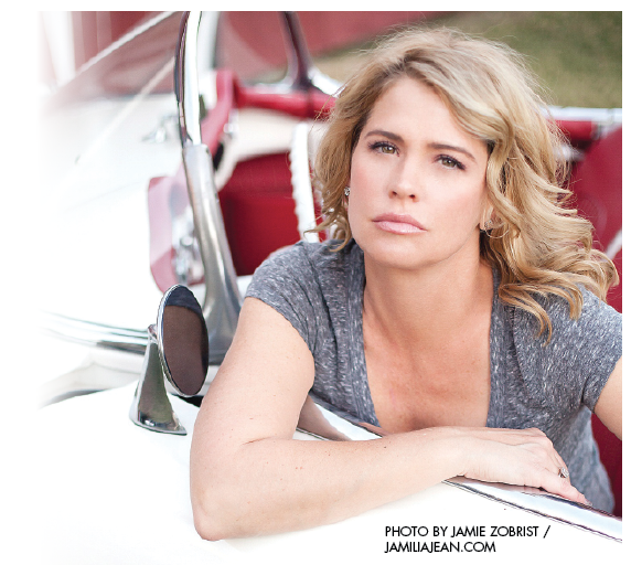 From the Screen to the Greens The Talented Kristy Swanson