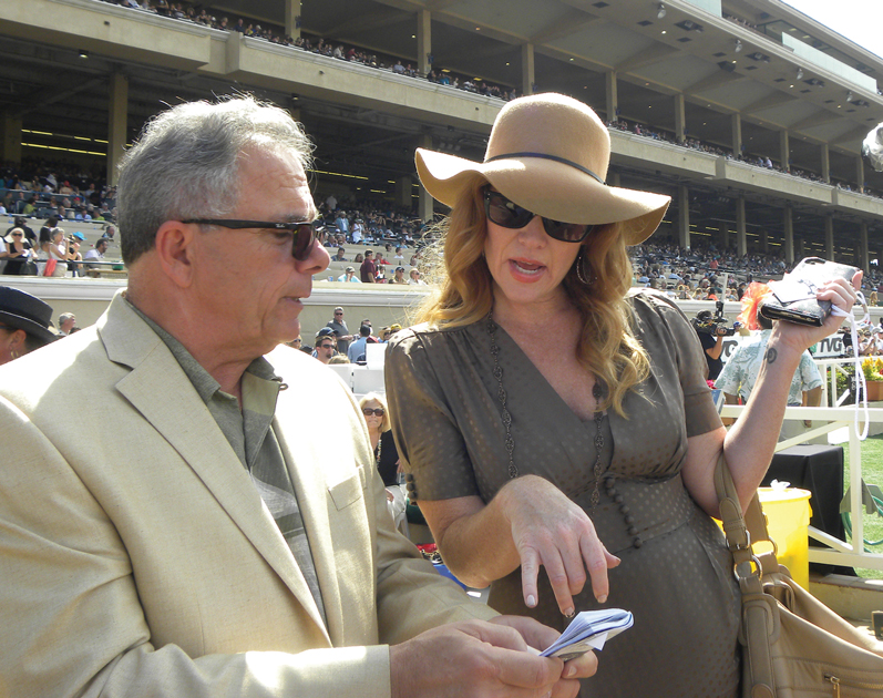 Meet Us At The Track! Destination: Del Mar Thoroughbred Club