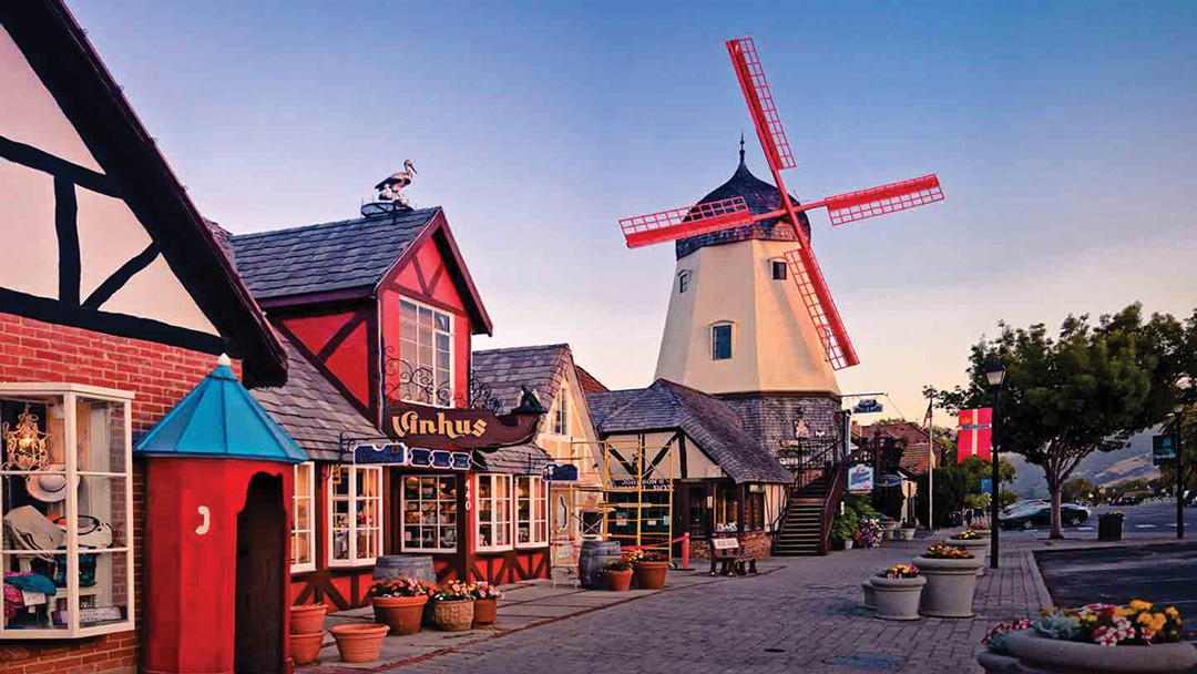 Solvang: Your Shortest Road to Total Relaxation – Discover The Hidden Gems Of Little Denmark With Amanda Benson