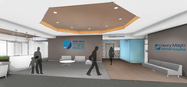 Henry Mayo Newhall Hospital To Open Integrated Fitness and Health Center