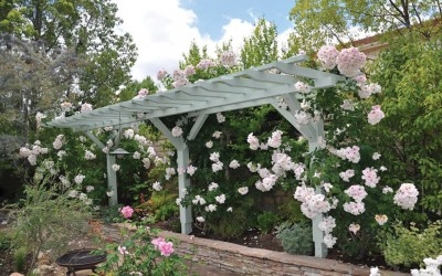 Find Your Garden Inspiration At the Memorial Garden Tour on May 1st