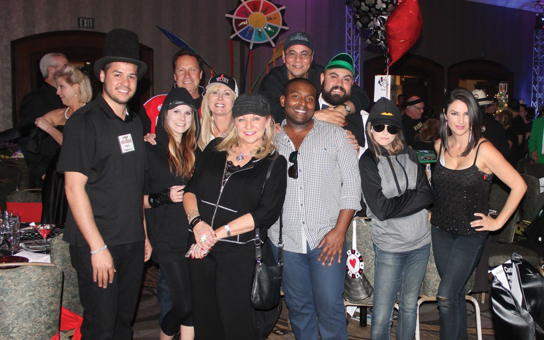 Celebrity Waiter Dinner: All Fun and Games!