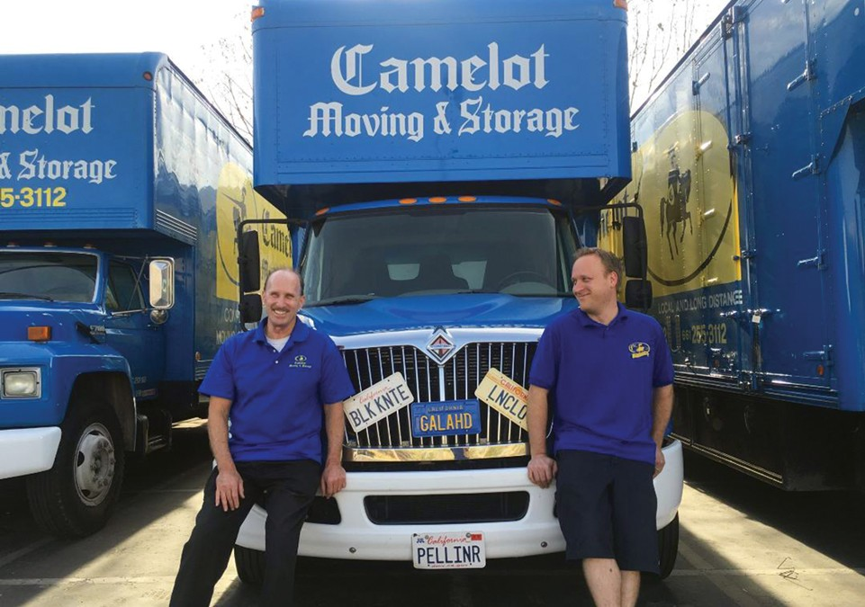 Camelot Moving and Storage Celebrates 30 Years