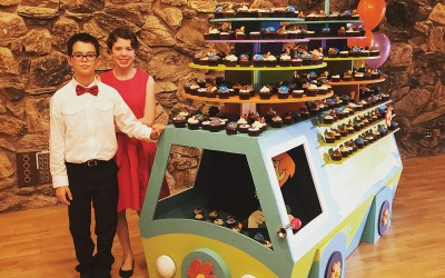 May the Best Cupcakes Win – Local Sister-Brother Duo Appear On Pilot Episode The Food Network's Cupcake Wars Kids