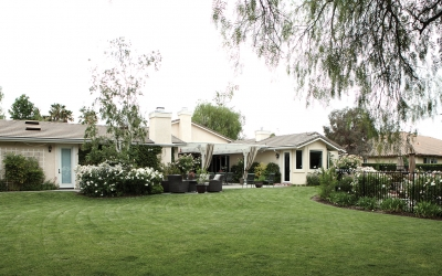 Elegance on the Ranch – Refined design meets equestrian themes in this Placerita Canyon gem