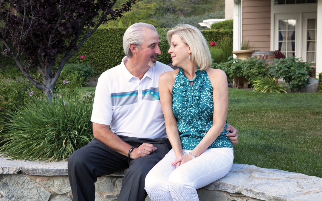 Loving Every Chapter – John and Sheryl Geraci embrace life hand-in-hand, with love in their hearts and respect in their marriage