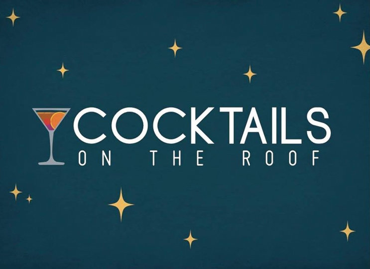 What's new for your glass at Cocktails on the Roof?