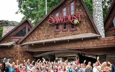 Find Your Inner Artist at the Sawdust Arts and Crafts Festival