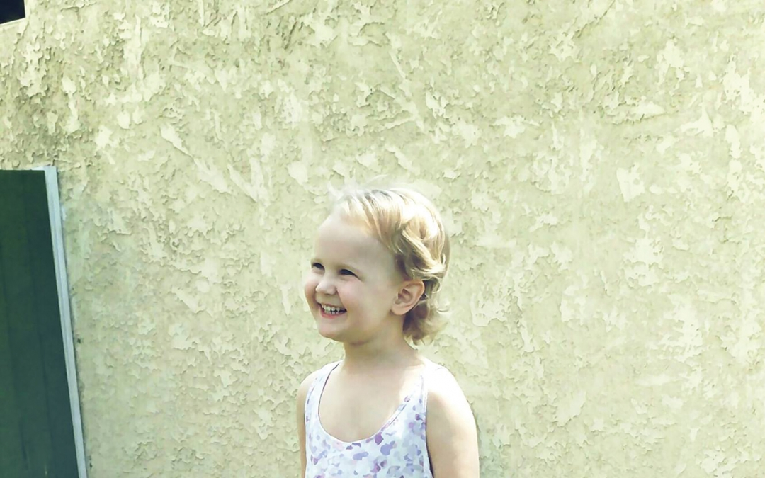 Lighting the Way – One local girl beats leukemia and keeps fighting toward the cure