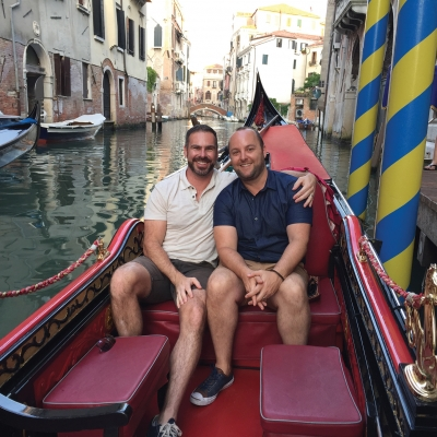 Creating Their Happily Ever After John Musella & Ivan Volschenk Work Hard and Travel the World
