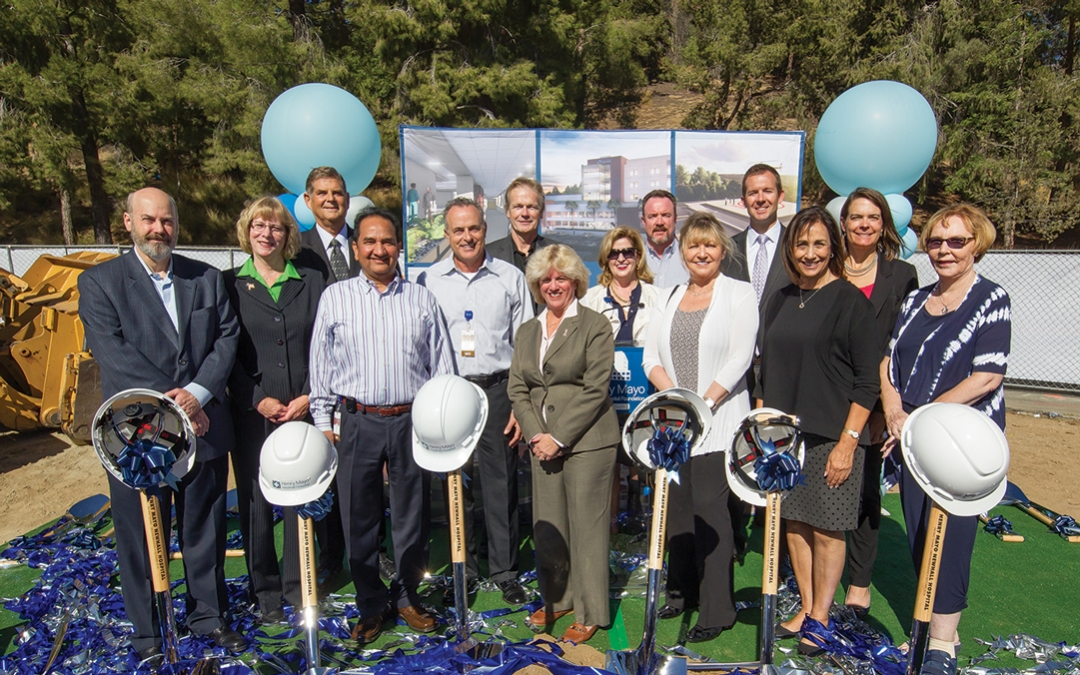 Henry Mayo Newhall Hospital Breaks Ground on New Patient Tower – Up to 142 additional patient beds will be added to hospital campus