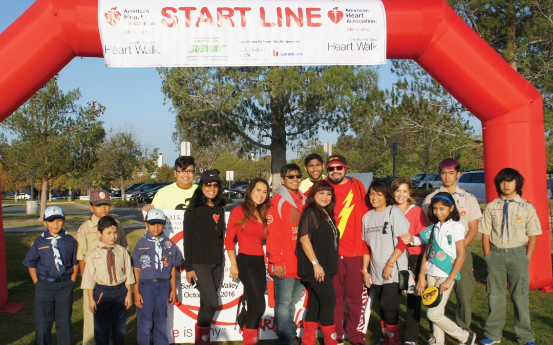 Santa Clarita Fights Heart Disease and Stroke