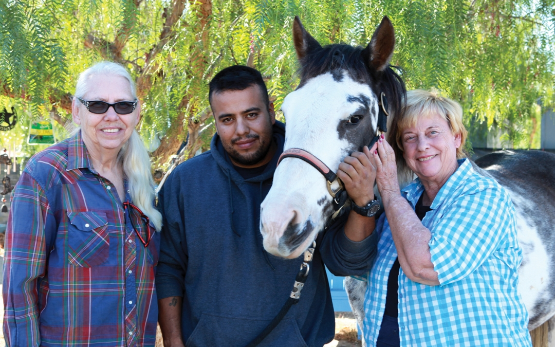 How to Save a Life – Blue Star Ranch helps veterans rebuild with equine-assisted psychotherapy