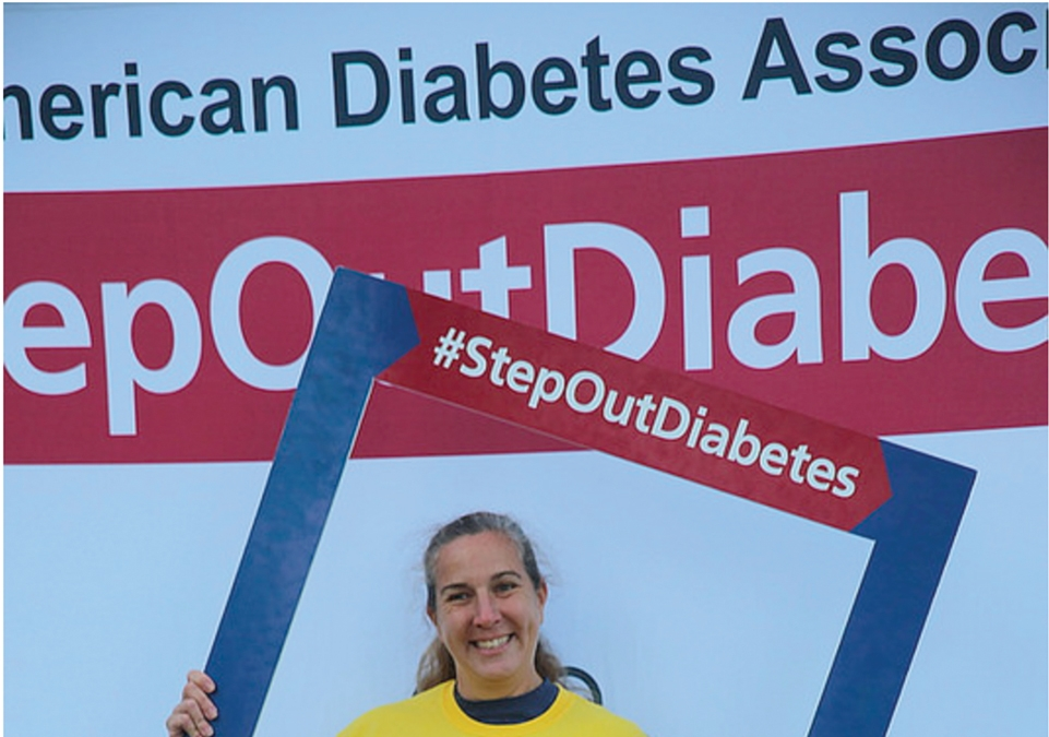 Stepping Out at Magic Mountain to Find A Cure For Diabetes