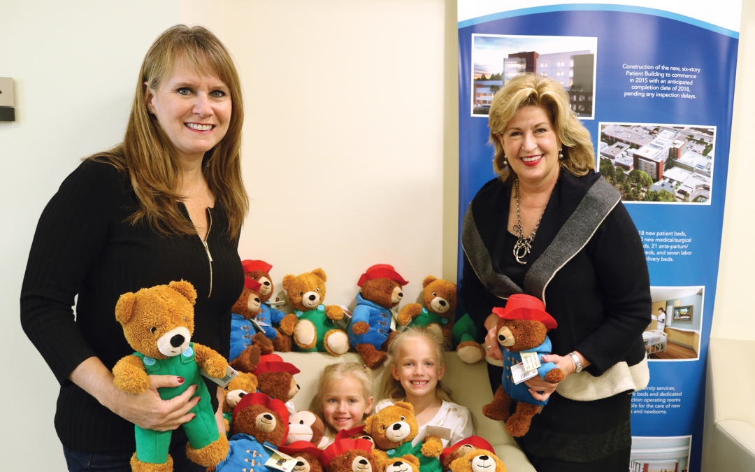 Henry Mayo Teddy Bear Drive   Launches in April