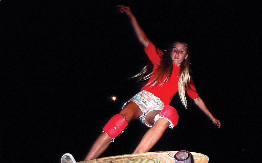 Laura Thornhill Caswell – Skateboard Champion & Hall of Famer