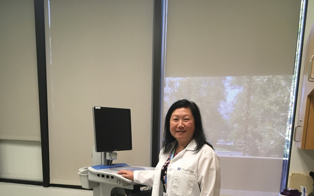 A special interview with City of Hope's Dr. Dortha Chu
