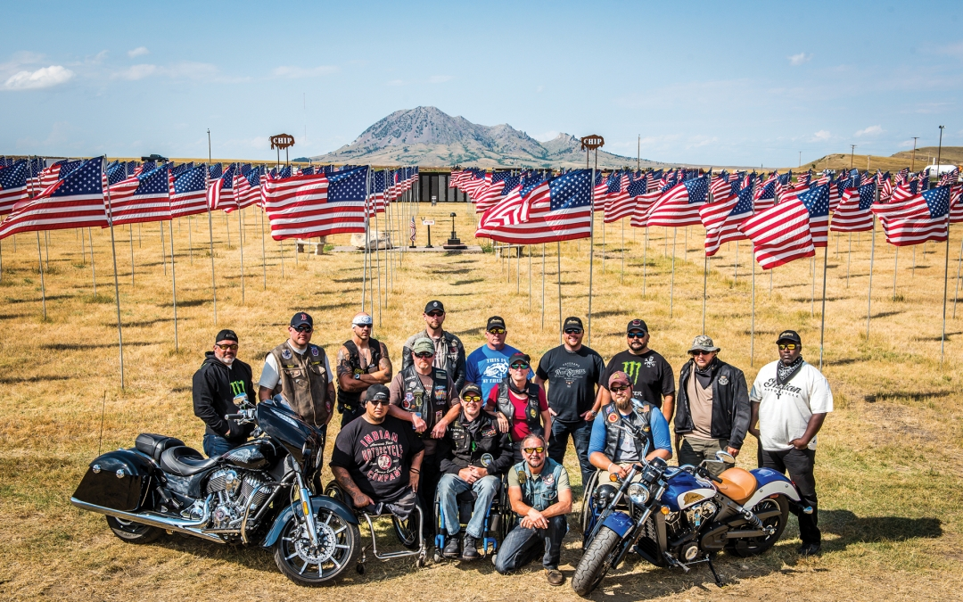 The Veterans Charity Ride – From Los Angeles to South Dakota