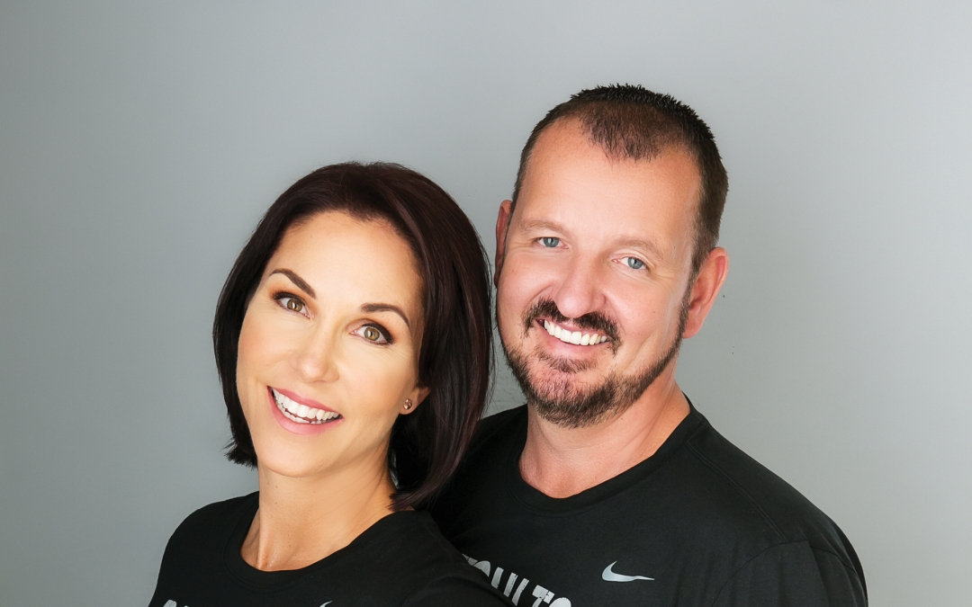 A Life of Love and Innovative Results! – Alwyn & Rachel Cosgrove