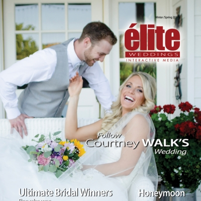 Follow the Wedding of Courtney & Daniel Walk