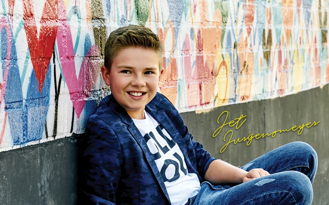 Putting a Smile on Your Face with Jet Jurgensmeyer