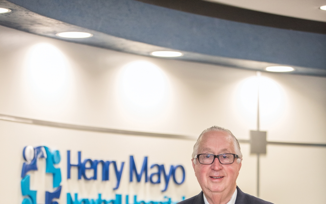 ROGER SEAVER – THE STARS ARE ALIGNED at Henry Mayo Newhall Hospital