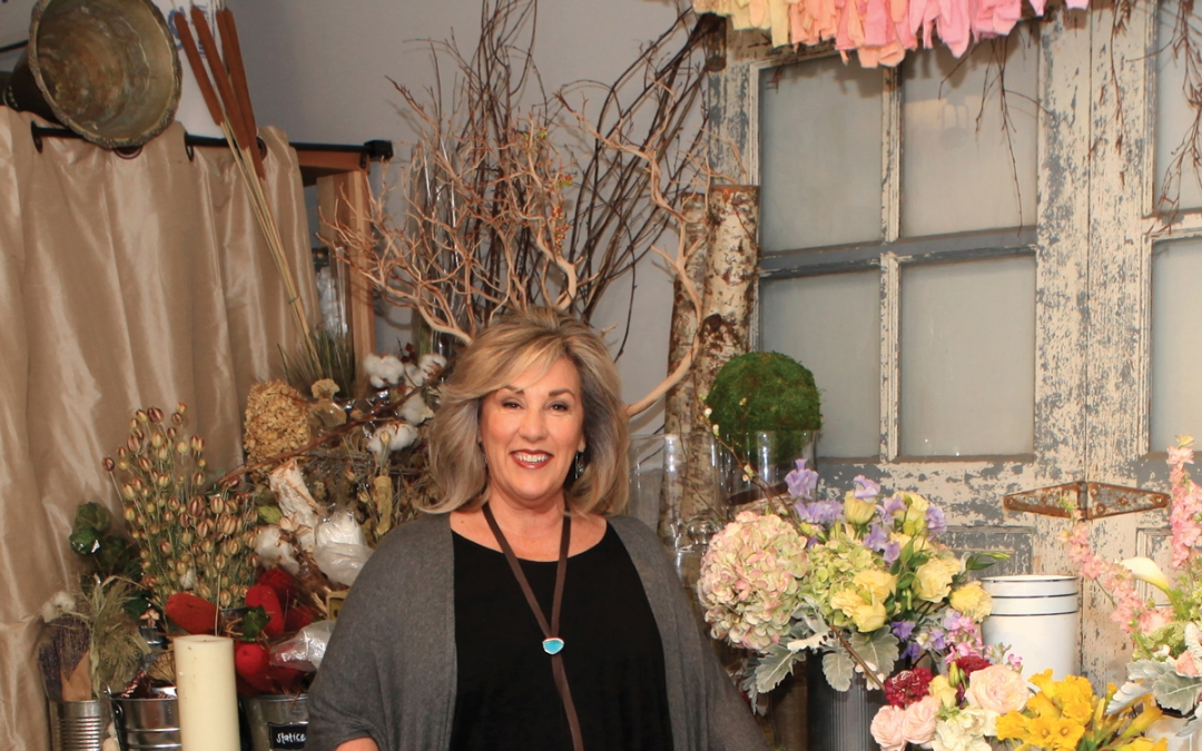 Celebrating Five Years With The Fairy Godmother of Flowers