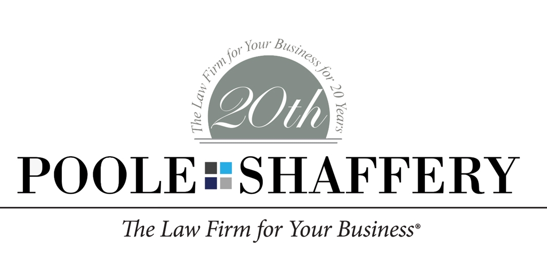 Poole & Shaffery, LLP, Celebrates 20th Anniversary