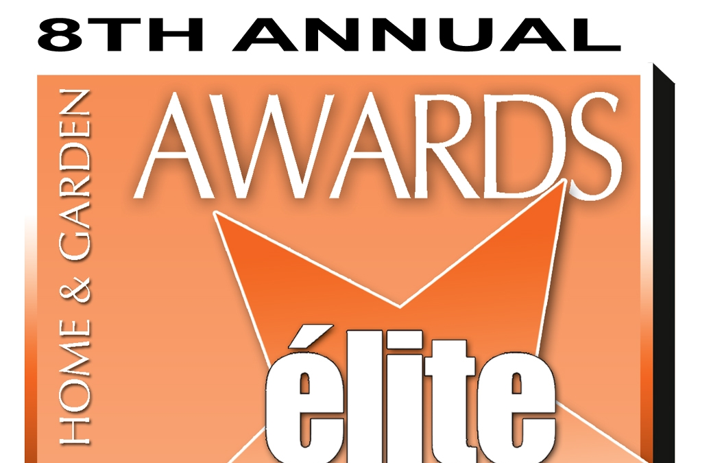 Who's Your Home and Garden Professional?  Cast your vote to determine élite Magazine's 2018 Ultimate Home & Garden Awards!