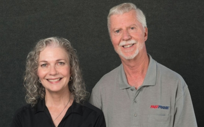 Going Through Life's Fast Changes, A Frame at A Time – Randy and Rosemarie Burzynski
